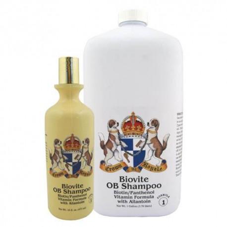 Shampoo Biovite Fómula 1 Crown Royale