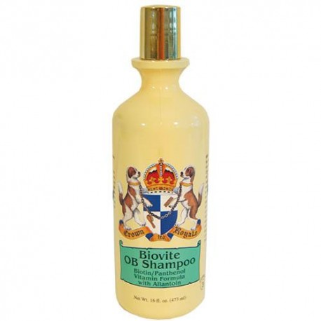 Shampoo Biovite Fórmula 3 Crown Royale