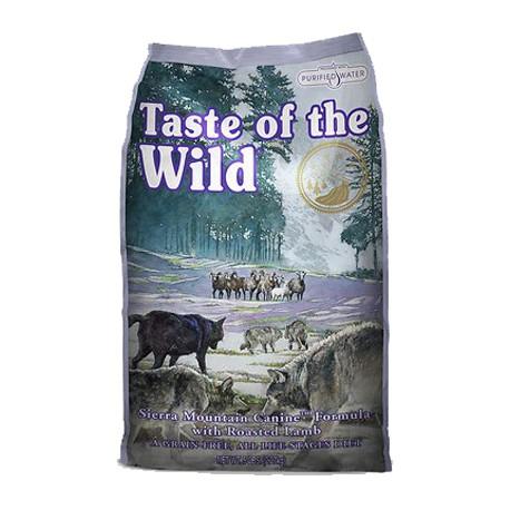 Taste of the Wild Sierra Moutain