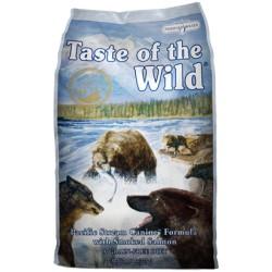 Taste of the Wild Pacific Stream c/ Salmão Fumado