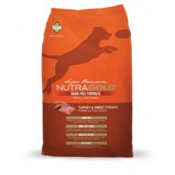 Nutra Gold Grain Free Peru & Bata Doce