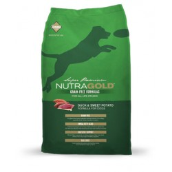 Nutra GoldGrain FreePato & Batata Doce
