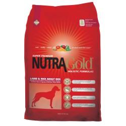 Nutra Gold Borrego & Arroz