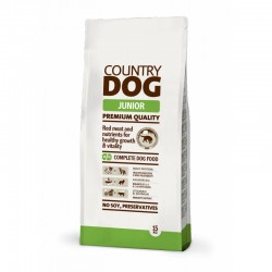 Country Dog Food Junior