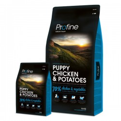 Profine Puppy Frango