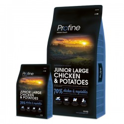 Profine Junior Large Breed c/ Frango