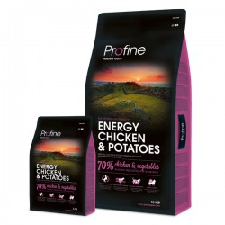 Profine Energy c/ Frango e Batata