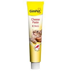 GimPet Pasta para gatos com queijo e biotina