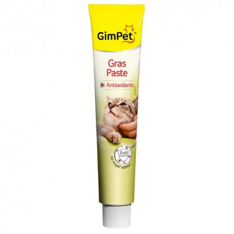 GimPet Pasta para gatos com erva e antioxidantes
