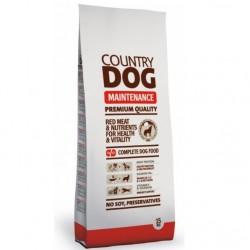 Country Dog Food Manutenção