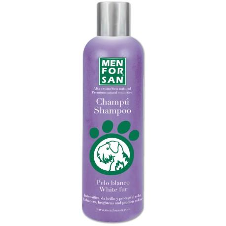 Menforsan Shampoo Intensificador cor Branco