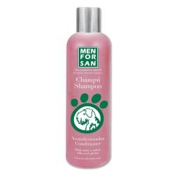 Menforsan Shampoo Condicionador Anti-nós com desembaraçante