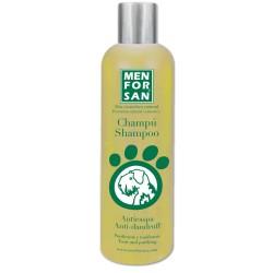 Menforsan Shampoo Natural Anti-Caspa com Limão