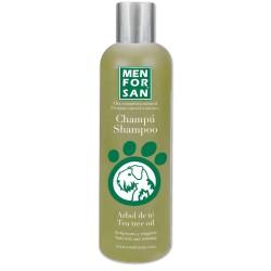 Menforsan Shampoo Natural Anti Comichão com Árvore Chá