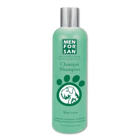 Menforsan Shampoo Calmante e Cicatrizante com Aloé Vera