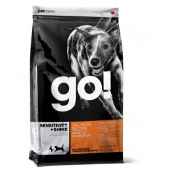 Go! Sensititivity + Shine Salmon Dog