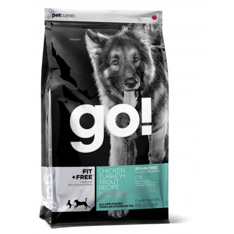Go! Fit Free Grain Free Dog
