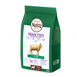 Nutro Grain Free adulto light borrego