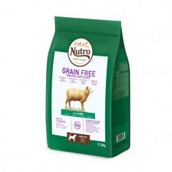 Nutro Grain Free com Borrego para cães médios