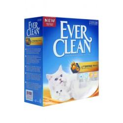 Areia Auto Aglomerante Ever Clean Litterfree Paws