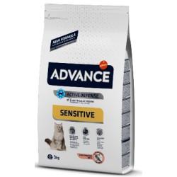 Advance Cat Adult Sensitive | Salmon & Rice