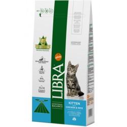 Libra Gato Kitten Frango & Arroz