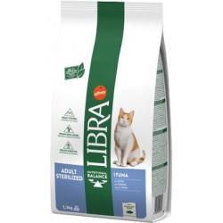 Libra Gato Sterilized Atum & Cevada