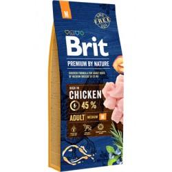 Brit Blue Nature Adult Medium Dog