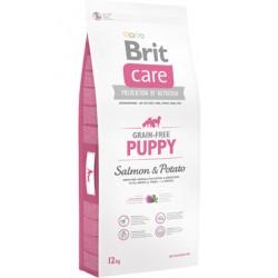 Brit Care Dog Grain-free Puppy | Salmon & Potato