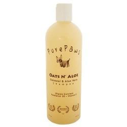 Shampoo Pure Paws de Aveia & Aloe Vera