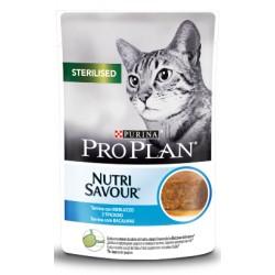 Pro Plan Cat Sterilised NutriSavour with Codfish