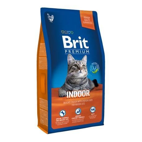 Brit Blue Cat Indoor