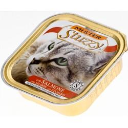 Mister Stuzzy Cat - Salmão