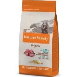 Natures Variety Dog Original Medium Maxi Adulto Atum