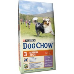 Dog Chow Mature Adult Borrego
