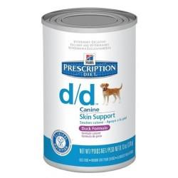 Hills Diet Canine d/d com Pato (Lata)
