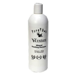 Shampoo Pure Paws Texture Mineral Finish