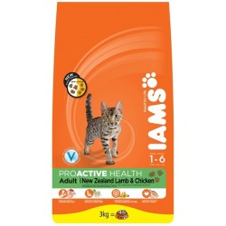 Iams Adulto Borrego