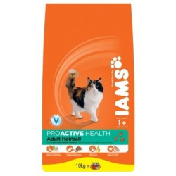 Iams Adulto Hairball