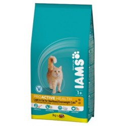 Iams Adulto Light / Esterilizados