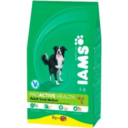 Iams Adulto Small & Medium Breed